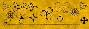 symbols by thepantheganekiller