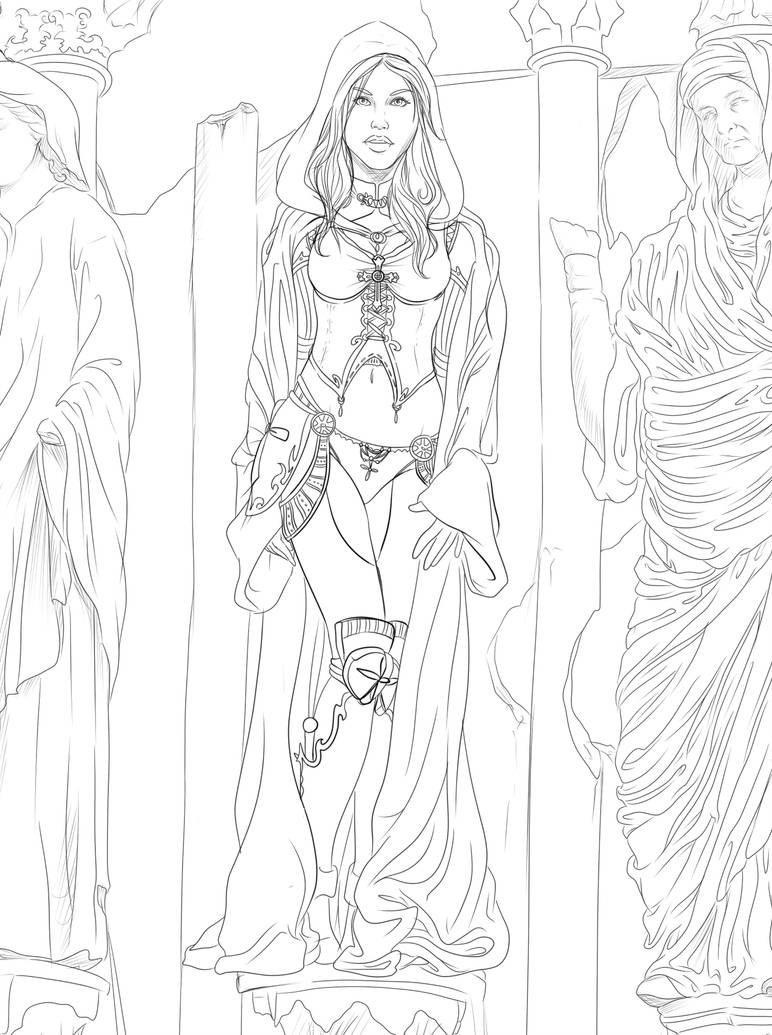 Lines for Maggie for themagdalenafan by Miserie