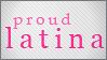 Proud Latina by Lizzie-Doodle