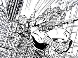 Spiderman City Cruise by NewEraStudios