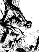 Spiderman Wall Cling by NewEraStudios