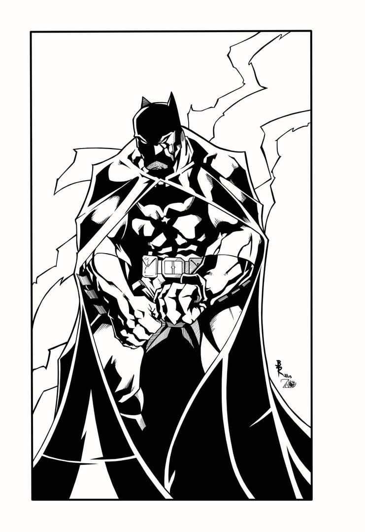 The Dark Knight Returns By Bob Raymond by NewEraStudios on DeviantArt 514f9f3198f