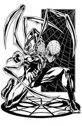 Superior Spider Man by Sheldon Goh by NewEraStudios