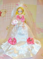 Sailor Moon Wedding Moon Doll by aleena
