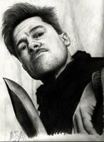 Lt. Aldo Raine by raul-duke-05