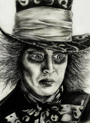 the mad hatter by raul-duke-05