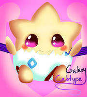 Togepi by GalaxyCalotype