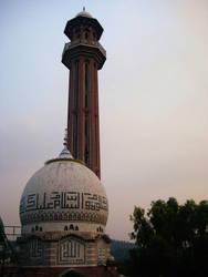 Masjid Al Firdous by sufined