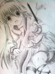 angel beats by mikuhatsune-san