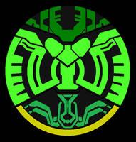 Kamen Rider OOO GataKiriBa by Alpha-Vector