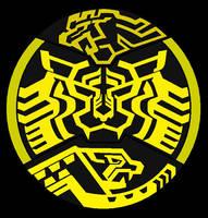 Kamen Rider OOO RaToraTah by Alpha-Vector