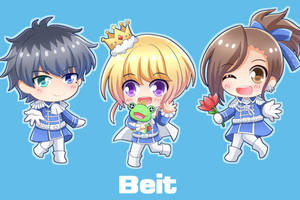 Beit from THE iDOLM@STER SideM by mumuryu