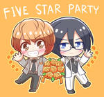 Five Star Party by mumuryu