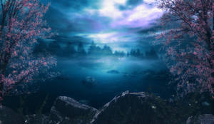 Premade Background  1486 by AshenSorrow