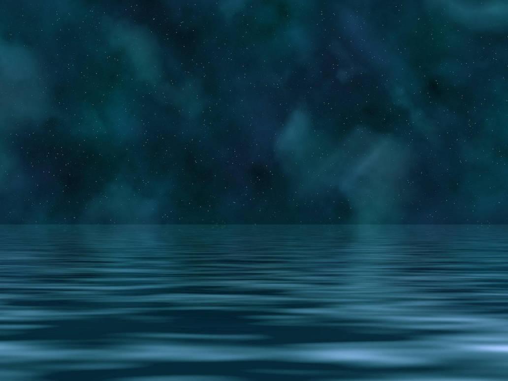 Topaz Waters by AshenSorrow