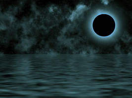 Solar Waters II by AshenSorrow