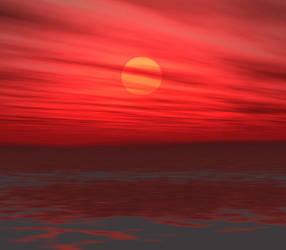 SunriseStock2 by AshenSorrow