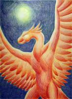 The Phoenix by rockdog80