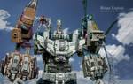 Starscream's Brigade [Photoshop] by rockdog80