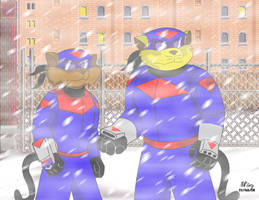 Cold War by Dreadmon