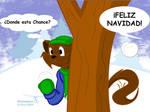 Guerra de nieve by Dreadmon