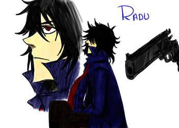 Radu by Reige17