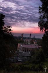 Morning atmosphere by Rolmopsis
