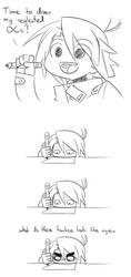 Character devotion by Matsu-sensei