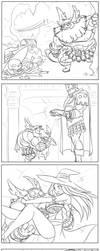 Dwarf's Divine Discovery by Matsu-sensei