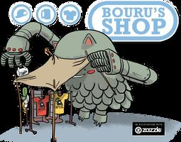 Bouru's SHOP by samgarciabd
