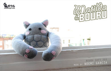 Bouru Soft Toy by samgarciabd