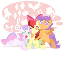 Friendship is Magic! by NP447235