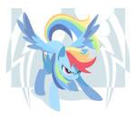 Rainbow Dash! by NP447235