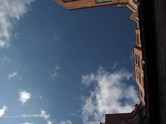 Cielo citadino by Emman-olhos-mel