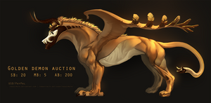 Golden Demon Auction - closed by TheAzimuth
