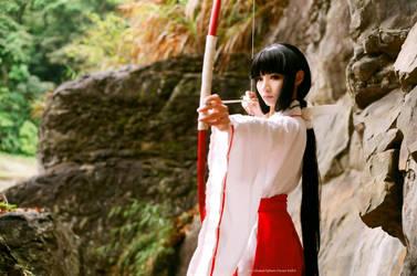 Arrow of Miko by sara1789