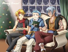 Tales of SS: Phantasia Holiday by Lo-wah