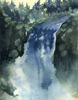 Waterfall by Jackin