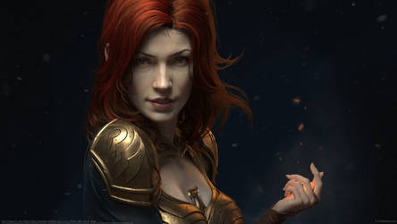 Dark Phoenix 4K by CGWallpapers-com