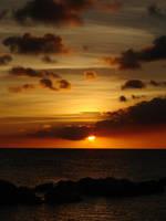 Sunset v3 Curacao by simoner