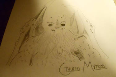 Cthulhu From My Perspective by CthulhuCalling13