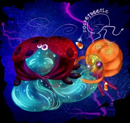 Halloween 2018! :D by pocketbeetle