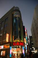 Game Station in Yokohama by DRIFTERGAIJINNI2