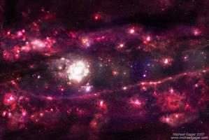 Emission Nebula by mike1851