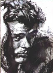 James Dean by cometpablo