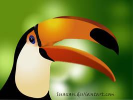 Tucan vector by Luaxan