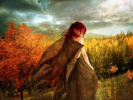 Autumn's Farewell by ErinM31