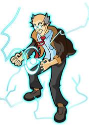 Profesor Suarez by gabe05