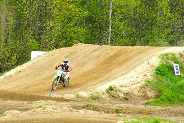 KX250 on the track - 1 by SonicDaMan