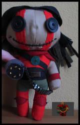 Doom - Former Commando (Chaingunner) by Peek-A-Doll